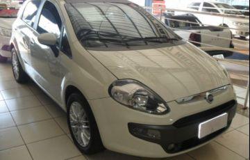 Fiat Punto Essence Dualogic 1.6 16V Flex - Foto #3
