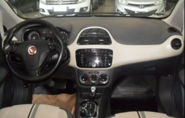 Fiat Punto Essence Dualogic 1.6 16V Flex - Foto #6