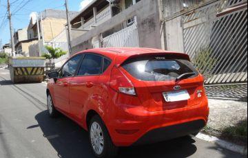 Ford New Fiesta S 1.5 16V - Foto #7