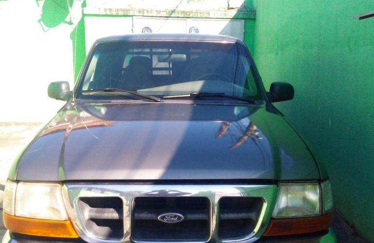 Ford Ranger XLT 4x4 4.0 V6 12V (Cab Dupla) - Foto #5