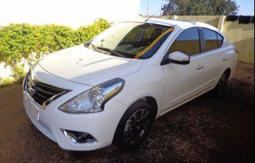 Nissan Versa 1.6 16V Unique CVT (Flex) - Foto #2