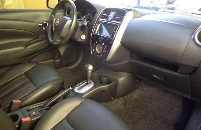 Nissan Versa 1.6 16V Unique CVT (Flex) - Foto #8