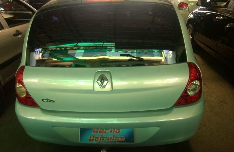 Renault Clio 1.0 16V (flex) 4p - Foto #9