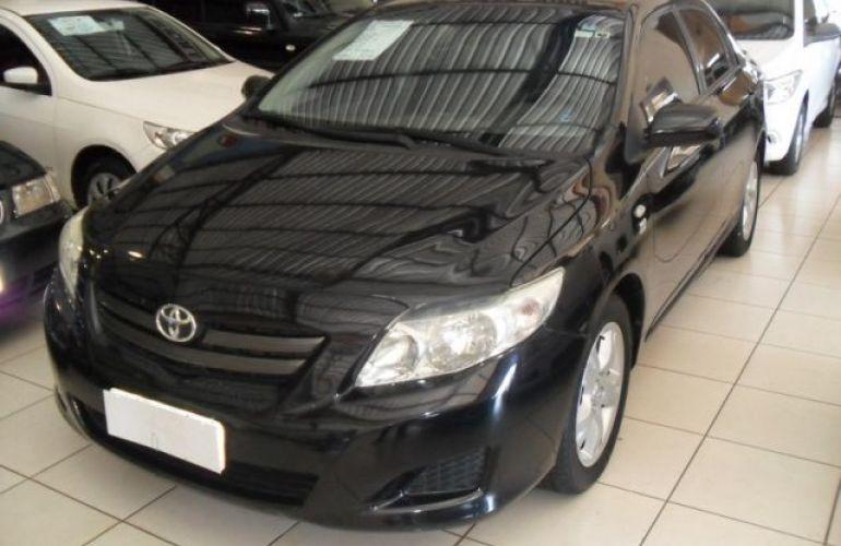 Toyota Corolla GLI 1.8 16V Flex - Foto #2