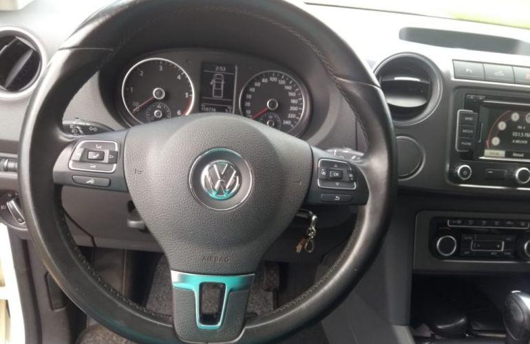 Volkswagen Amarok 2.0 CD 4x4 TDi Highline (Aut) - Foto #9