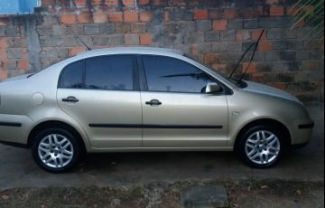 Volkswagen Polo Sedan 2.0 8V