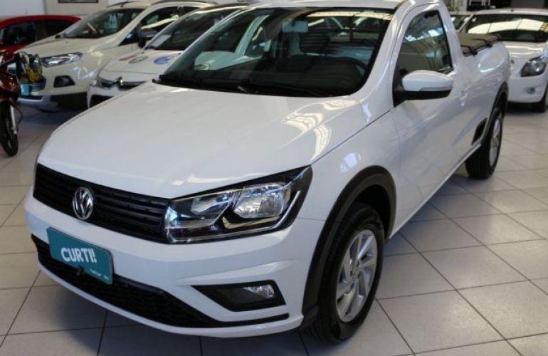 Volkswagen Saveiro Trendline CE 1.6 MSI Total Flex - Foto #1