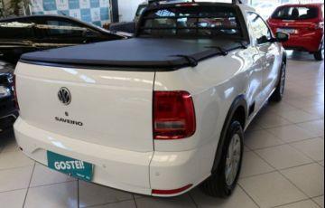 Volkswagen Saveiro Trendline CE 1.6 MSI Total Flex - Foto #3