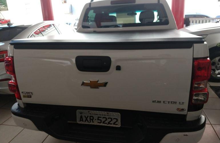 Chevrolet S10 2.8 CTDi LT 4WD (cab Dupla) - Foto #5