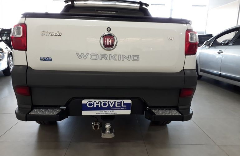 Fiat Strada Hard Working 1.4 (Flex) (Cabine Dupla) - Foto #7