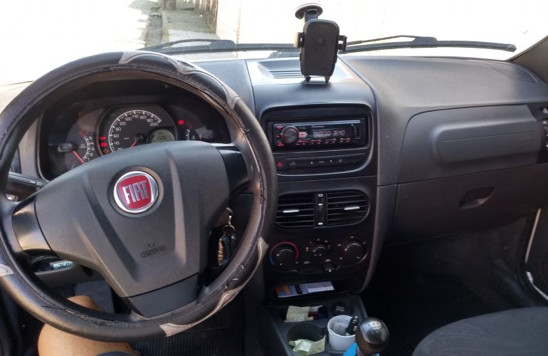 Fiat Strada Hard Working 1.4 (Flex) - Foto #2
