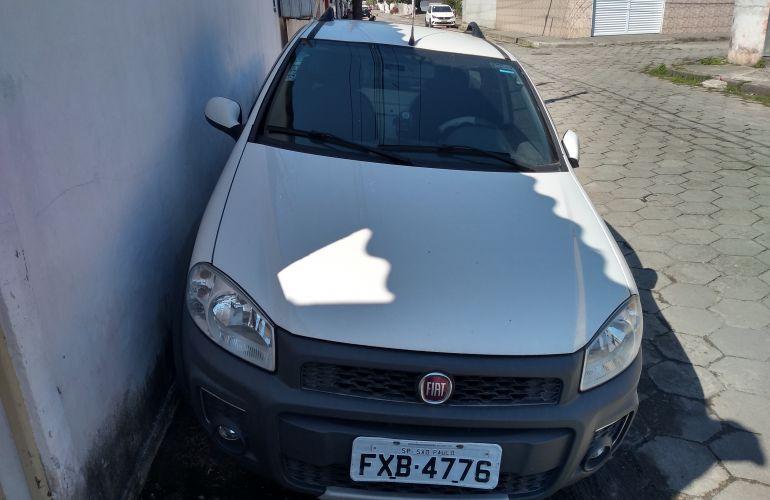 Fiat Strada Hard Working 1.4 (Flex) - Foto #6