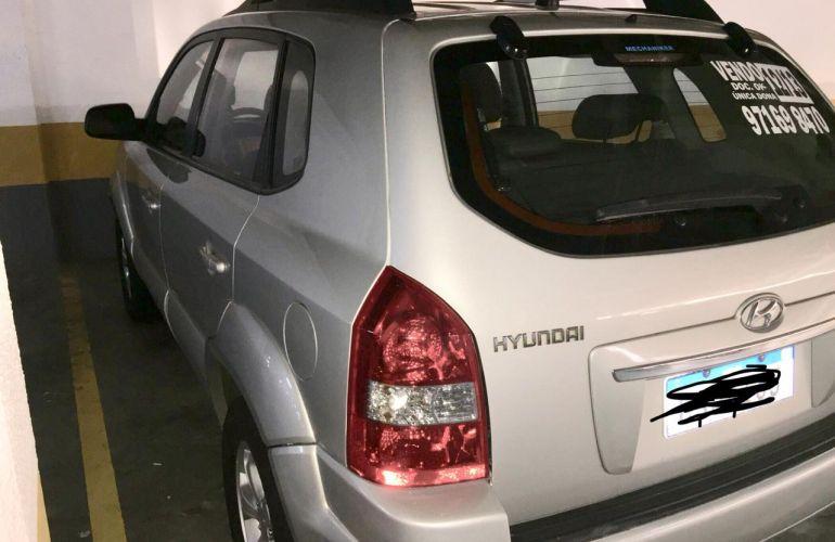 Hyundai Tucson GLS 2.0 16V (Flex) (aut) - Foto #8