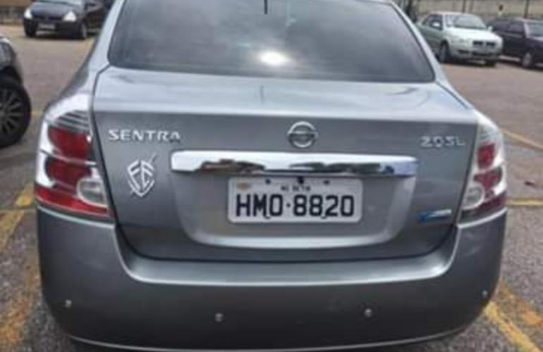 Nissan Sentra SL 2.0 16V (flex) (aut) - Foto #5