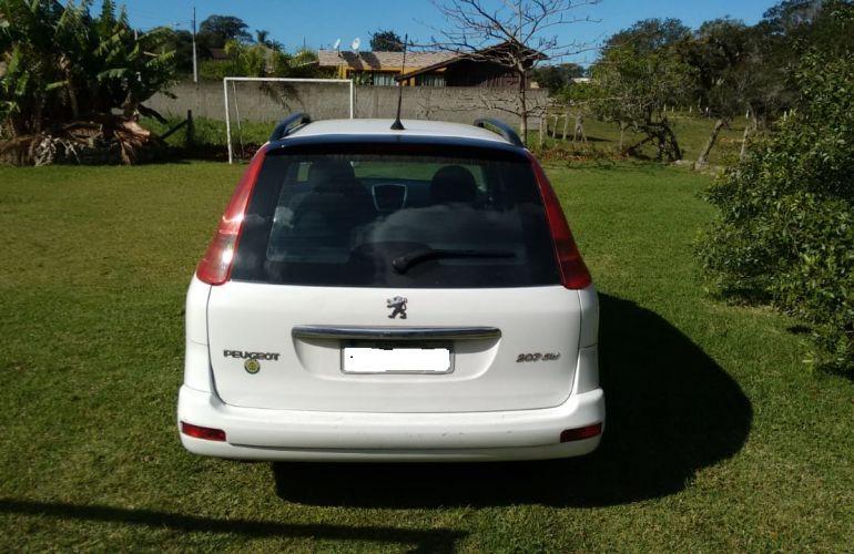 Peugeot 207 SW XR 1.4 8V (flex) - Foto #3