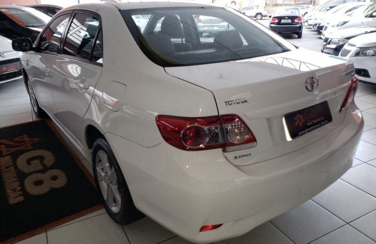 Toyota Corolla Sedan GLi 1.8 16V (flex) (aut) - Foto #6