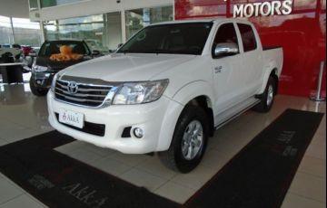 Toyota Hilux SRV 4X2 Cabine Dupla 2.7 16V - Foto #1