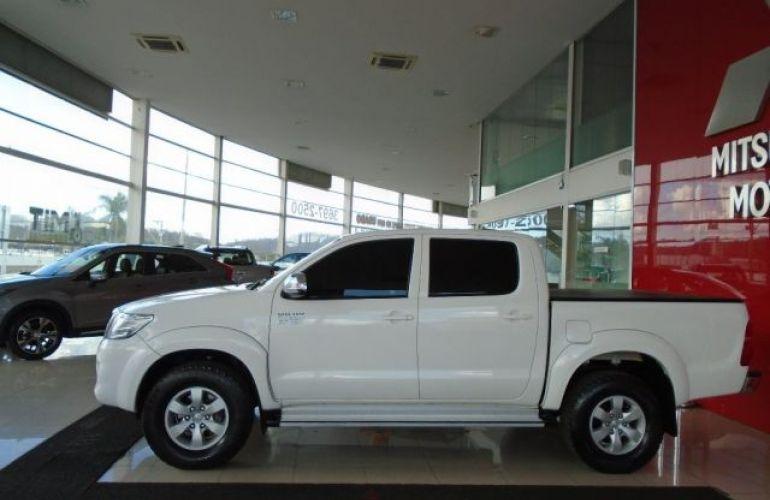 Toyota Hilux SRV 4X2 Cabine Dupla 2.7 16V - Foto #8