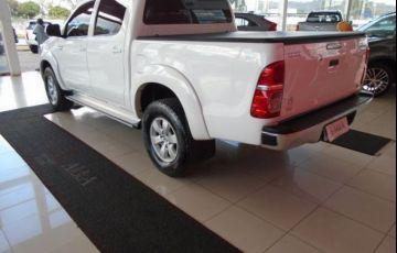 Toyota Hilux SRV 4X2 Cabine Dupla 2.7 16V - Foto #9