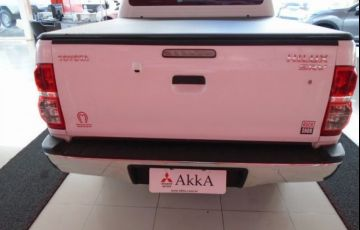 Toyota Hilux SRV 4X2 Cabine Dupla 2.7 16V - Foto #10