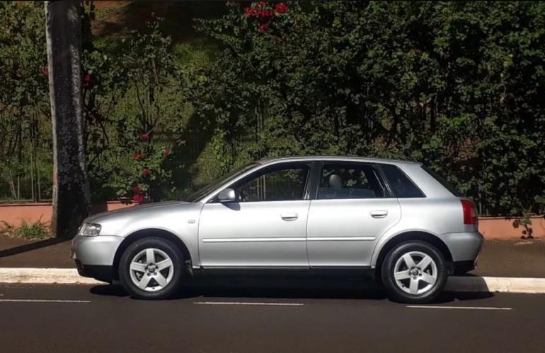 Audi A3 1.8 20V Turbo (aut) - Foto #1