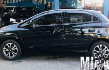 Chevrolet Onix LTZ 1.4 MPFI 8V - Foto #3