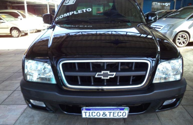 Chevrolet S10 Luxe 4x4 2.8 (Cab Dupla) - Foto #1