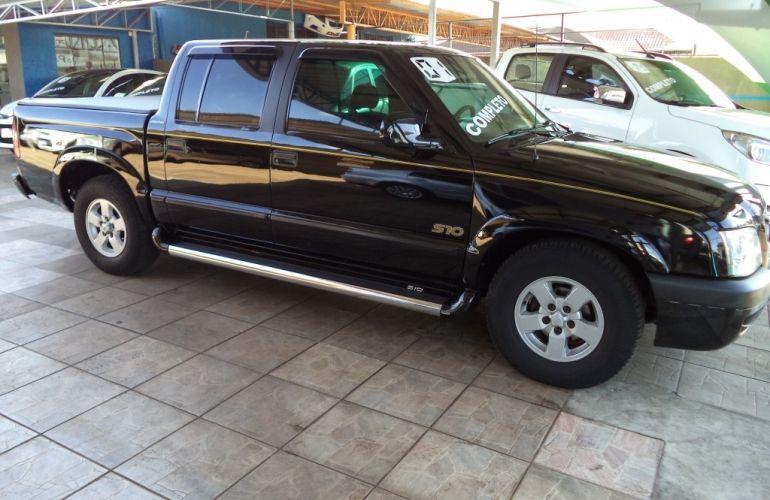 Chevrolet S10 Luxe 4x4 2.8 (Cab Dupla) - Foto #7