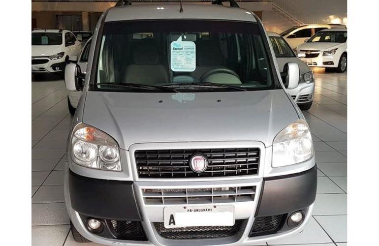 Fiat Doblò Essence 1.8 7L (Flex) - Foto #5