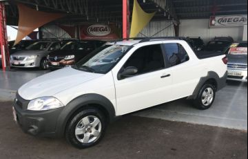 Fiat Strada 1.4 CD Hard Working