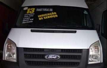 Ford Transit Furgão Longo 2.4 Turbo