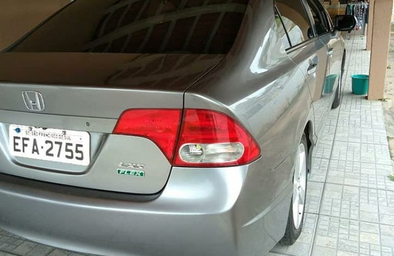 Honda New Civic LXS 1.8 16V (Flex) - Foto #3