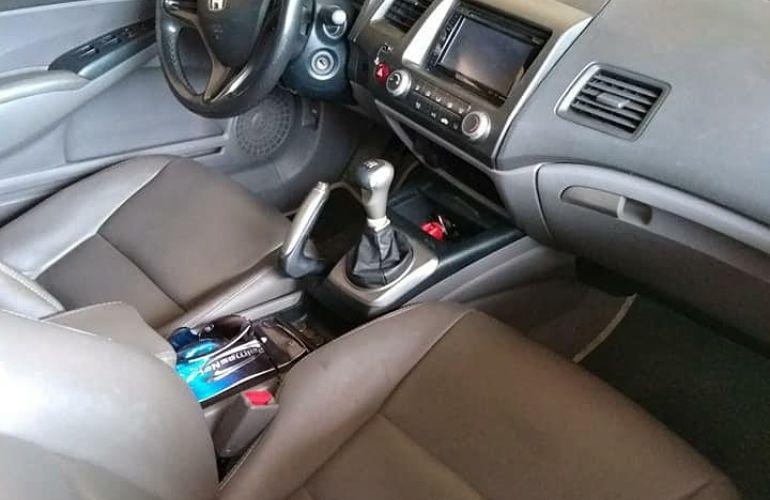 Honda New Civic LXS 1.8 16V (Flex) - Foto #7