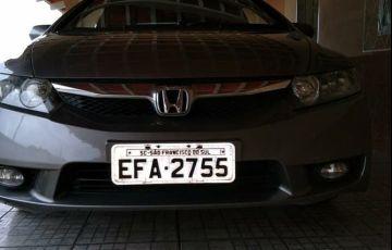 Honda New Civic LXS 1.8 16V (Flex) - Foto #8