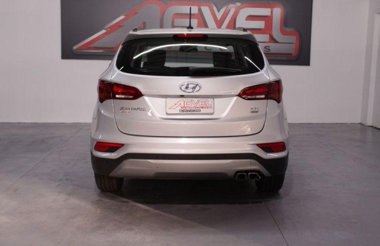 Hyundai Santa Fe 3.3L V6 4x4 (Aut) 5L - Foto #5