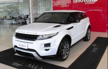 Land Rover Range Rover Evoque Coupé Dynamic Tech 2.0 240cv