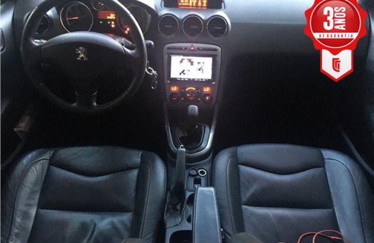 Peugeot 308 2.0 Allure 16V Flex 4p Manual - Foto #2