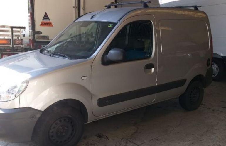 Renault Kangoo Express 1.6 16V Hi-Flex - Foto #4
