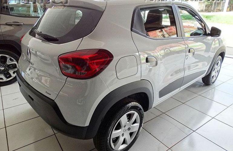 Renault KWID Zen 1.0 12V - Foto #4
