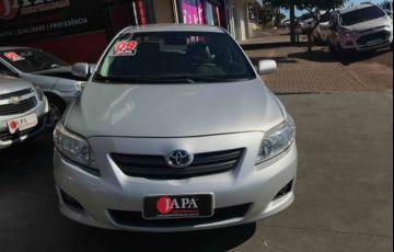 Toyota Corolla Sedan 1.8 Dual VVT-i XLI (flex) - Foto #1