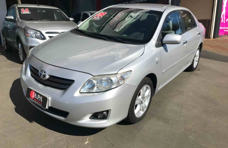 Toyota Corolla Sedan 1.8 Dual VVT-i XLI (flex) - Foto #2