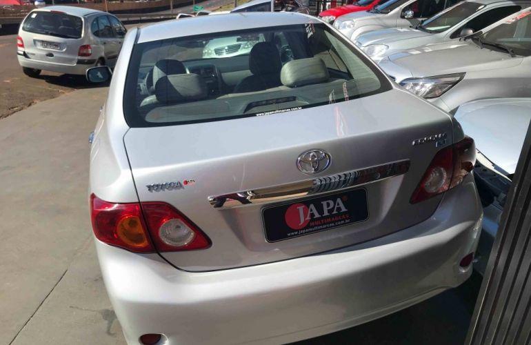 Toyota Corolla Sedan 1.8 Dual VVT-i XLI (flex) - Foto #4