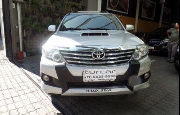 Toyota Hilux SW4 SRV 4X4 3.0 Turbo Intercooler 16V - Foto #5