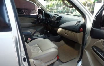 Toyota Hilux SW4 SRV 4X4 3.0 Turbo Intercooler 16V - Foto #8