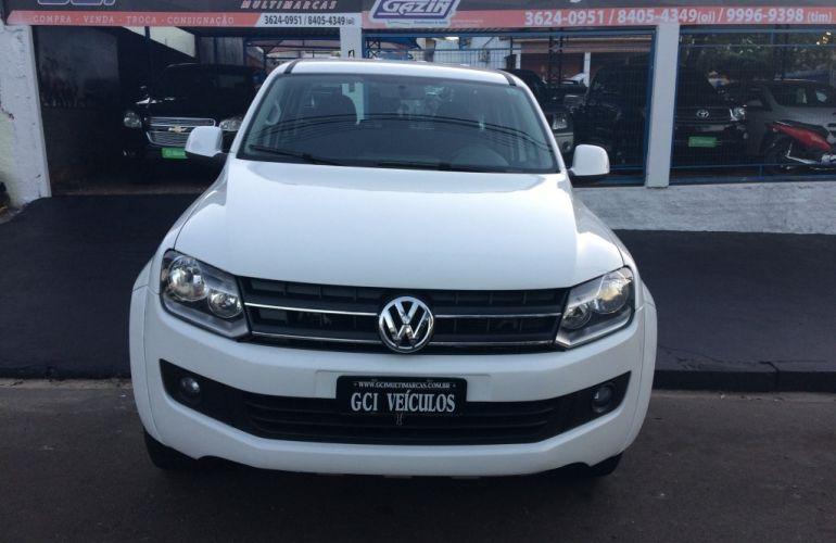 Volkswagen Amarok 2.0 CD 4x4 TDi Trendline (Aut) - Foto #1