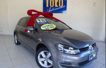 Volkswagen Golf Highline 1.4L TSI - Foto #1