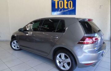 Volkswagen Golf Highline 1.4L TSI - Foto #5