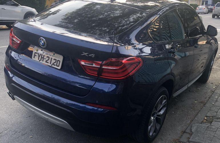 BMW X4 2.0 xDrive28i X Line - Foto #3