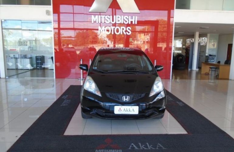 Honda Fit LX 1.4 16V Flex - Foto #3