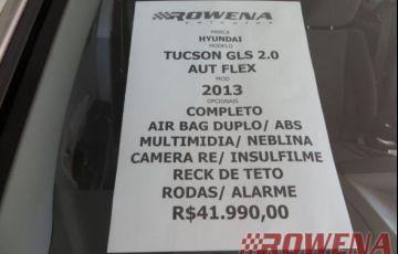 Hyundai Tucson GLS 2.0 Flex - Foto #8